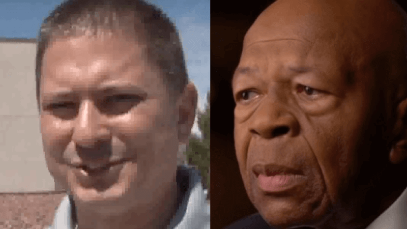 After What Elijah Cummings Did, This Air Force Vet Sent Him A Message He'll Never Forget